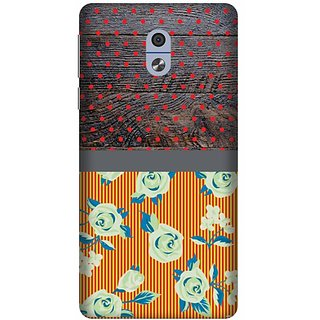 Printland Back Cover For Nokia 3