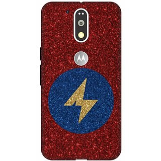 Printland Back Cover For Moto G4 Plus