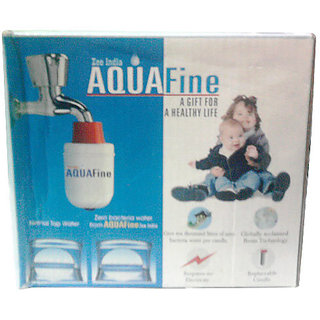 Aqua Fine (Water Filter)with 2 Free Cartridge on BUY 1 GET 1 FREE