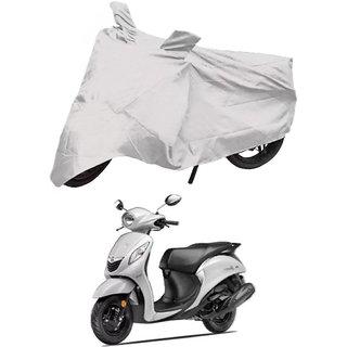 Deltakart Two Wheeler Cover For Yamaha Fascino