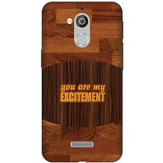 Printland Back Cover For Coolpad Note 5