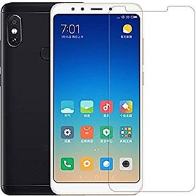 WISHCART Redmi Note 5 Pro Tempered Glass Best Quality C