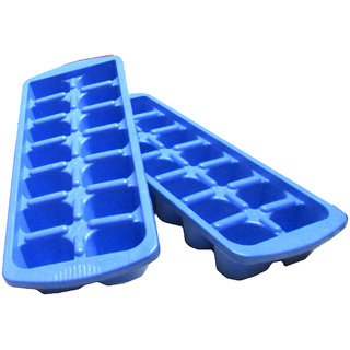 Multicolor Ice trays - Set of 2