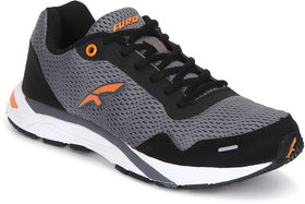 Furo By Red Chief Black Men's Running Shoe (O-5016 671)