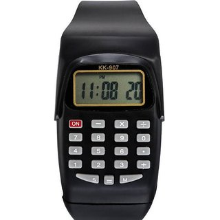 Ismart Calculator Stylish Digital Watch- For Boys  Girls
