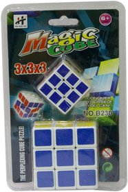 Magic Cube Puzzle game for kids (2 cubes)