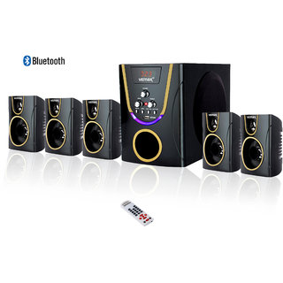 Vemax Posh 5.1 Bluetooth Home Theater System