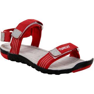Tomcat Men Red White Floater Sandals