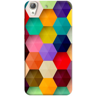 FurnishFantasy Back Cover for Huawei Honor Holly 3 - Design ID - 0304