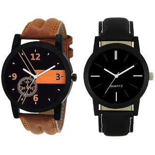 Buy Online Combo Offer Multicolored dial Analogue Watch For Boys And Mens