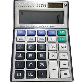 Medium Size Dual Power Calculator