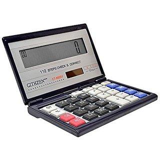 GLTHZEN 12-Digit CT-8814V Desktop Calculator-066