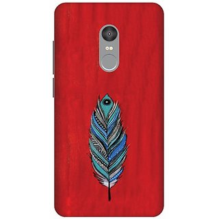 Printland Back Cover For Redmi Note4