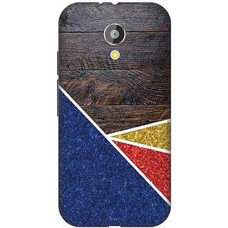 Printland Back Cover For Motorola Moto G2