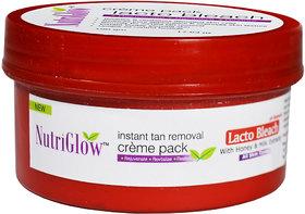 Nutriglow Lacto Bleach Crme Pack 100g