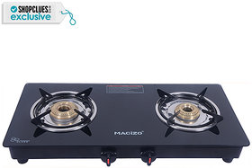 Macizo 2 Burner Glass Cooktop