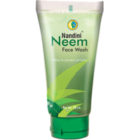 Nandini Neem Face Wash 50ml Pack Of 6