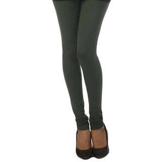 Jyoti's Dark Green Leggings