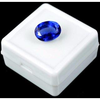 Jaipur Gemstone 10.44 carat Blue Sapphire(neelam)