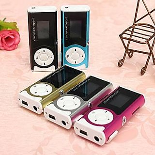 Sonilex Digital Mp3 Player Ipod with LCD Display  Led Torch