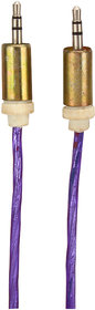 JPW Premium Purple Aux To Aux Cable High Quality AUX Ca