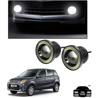 Buy Trigcars Maruti Suzuki Alto 800 Car High Power Fog Light With