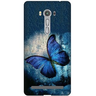 Printland Back Cover For Asus Zenfone Laser ZE 550KL