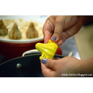 Ganpati modak mould plastic 1 pcs