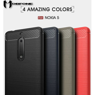 cheap for discount 5d495 324b1 Nokia 5 spigen hybrid stylish back cover protector