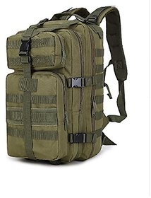 Aeoss Aeoss 35L Hiking Camping Bag Army Military Backpack Sport Outdoor Travel Bag Military Tactical Backpack, Kictero 3