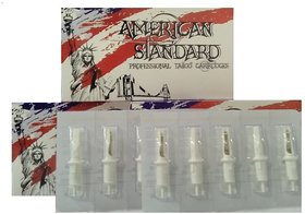 American Standard Tattoo Cartridge Needles (Box of 20) (1211M1 (Magnum))
