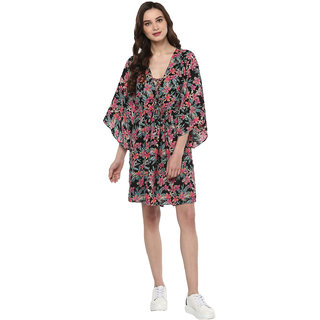 Zima Leto Women's Floral Dress