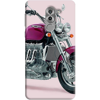 FurnishFantasy Back Cover for Huawei Honor 6X - Design ID - 0817