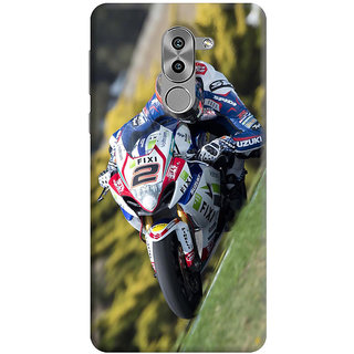 FurnishFantasy Back Cover for Huawei Honor 6X - Design ID - 0804