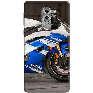 FurnishFantasy Back Cover for Huawei Honor 6X - Design ID - 0859