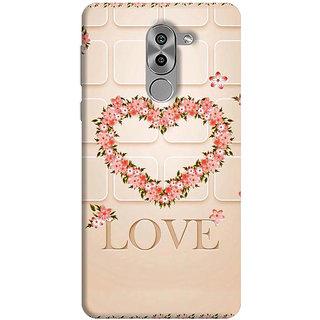 FurnishFantasy Back Cover for Huawei Honor 6X - Design ID - 0885