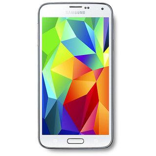 SAMSUNG-GALAXY S5 G900-16GB-WHITE (6 Months Seller Warranty)