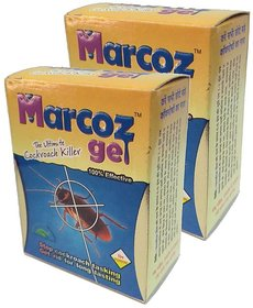 MMR Marcoz Gel Ultimate Cockroach Killer (Set Of 2X10ml ) Guaranteed Effect Powerfull
