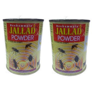 MMR Powerful Ant killer Jallad Powder pest control dust and Insecticide  Multi insect killer Pack of 2 X80 Gram