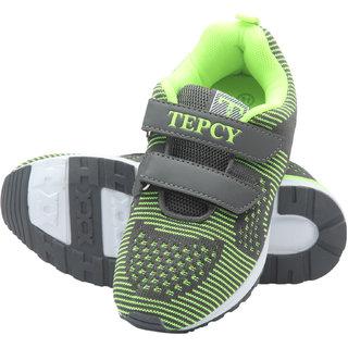 TEPCY Boys Strap Running Shoes
