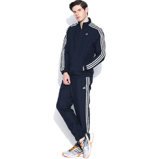 670ab9a17e3 Buy Adidas Men s Navy Tracksuit Online   ₹2399 from ShopClues