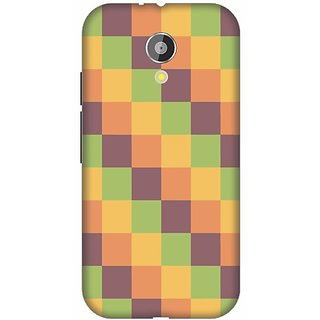 Printland Back Cover For Motorola Moto G (2nd Gen)