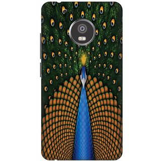 Printland Back Cover For Moto G5