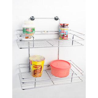 Nexus Lifestyle Double Shelf