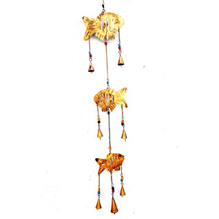 Phirk Craft Fish Iron String with colorful Beads