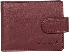 Calfnero Genuine Leather Men's Wallet