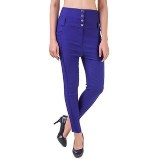 American Sia Blue Jegging  (Solid)