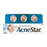 Acnestar Gel And Soap combo (2 gel and 2 soap)