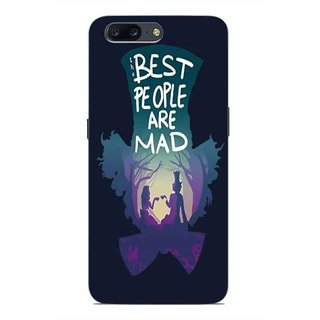 Printgasm OnePlus 5 printed back hard cover/case,  Matte finish, premium 3D printed, designer case