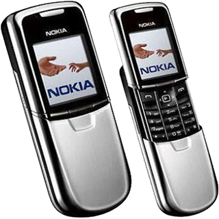Nokia 8800 64 Mb Refubished Mobile Phone